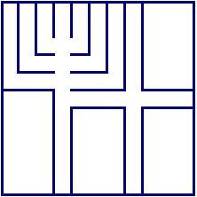 Logo Institut Kirche und Judentum
