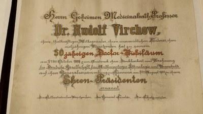 Virchow-Urkunde
