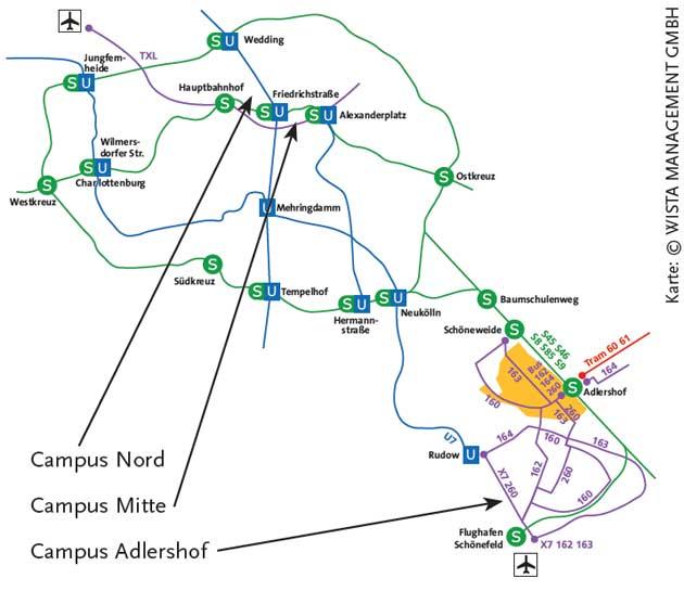 Travel By Car Humboldt Universitat Zu Berlin