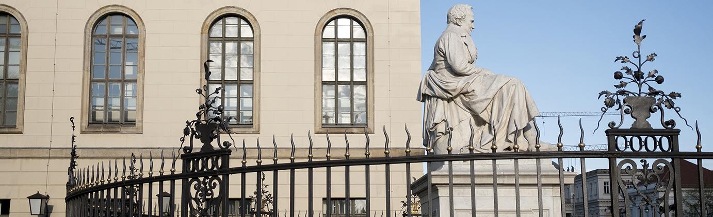 Denkmal Alexander von Humboldt