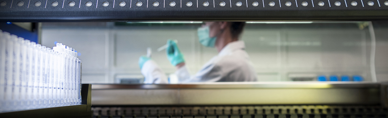 Mann Labor Forschung