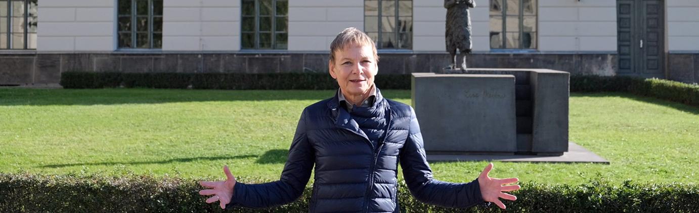 Sabine Kunst Campustour