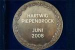 Humboldt-Universitäts-Medaille (Rückansicht)