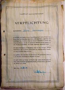 Einladung Ausländer Berlin