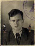 Reisepass von Hans Keilson