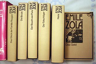 Emile Zola - Werke